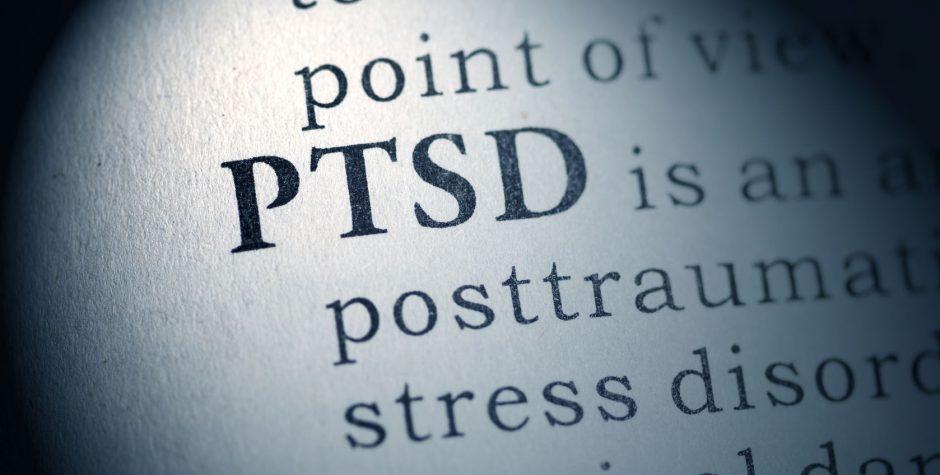 Mark Witter PTSD